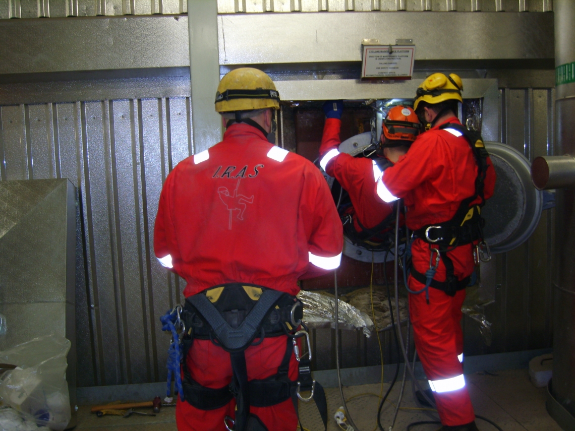 Confined Spaces and Atriums